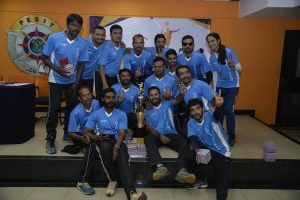 CRICKET TEAM VVIT MYSORE