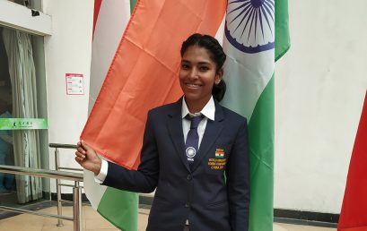 Keerthana at world championship