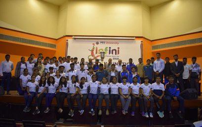 Champions at Infini 18